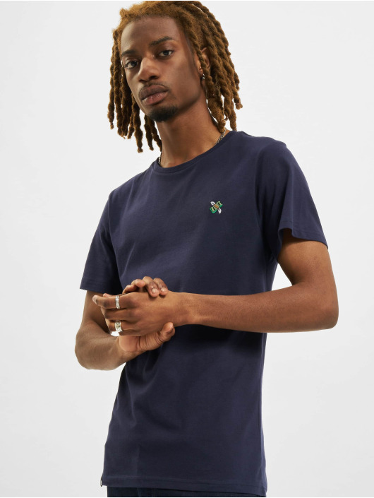 DEDICATED T-Shirt Stockholm blue
