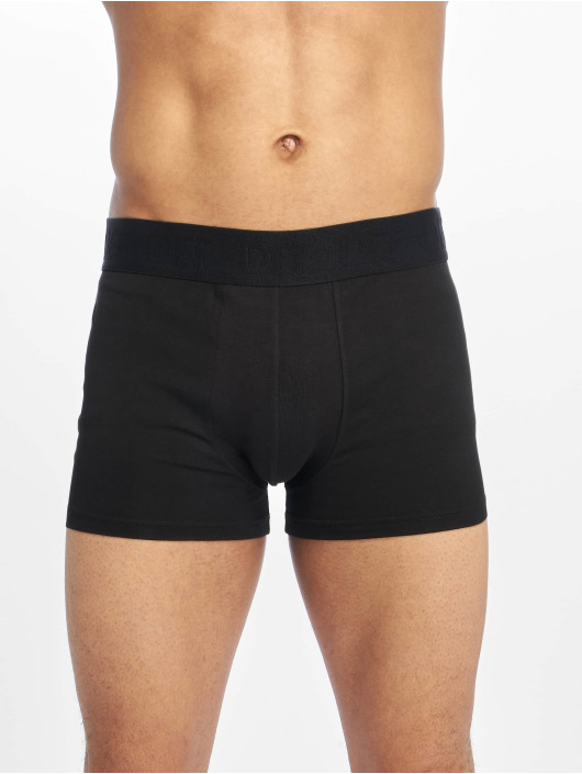 DEF Boxer Short 3er Pack black
