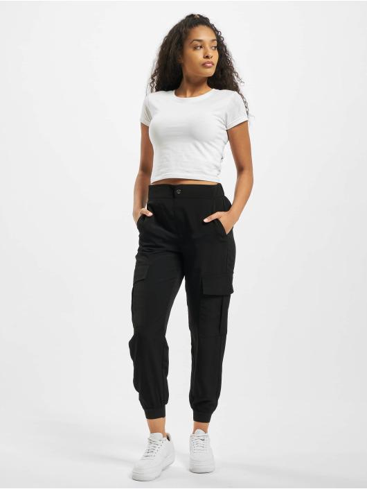 DEF Cargo pants Marja black