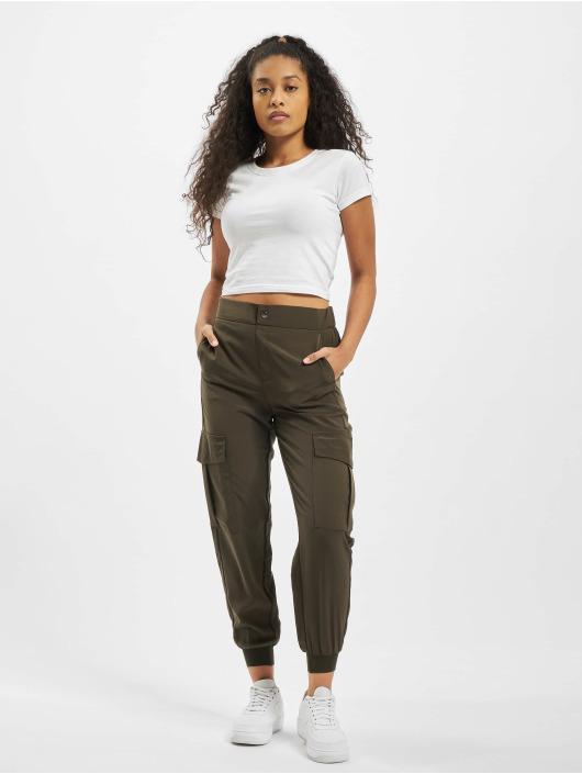 DEF Cargo pants Marja olive