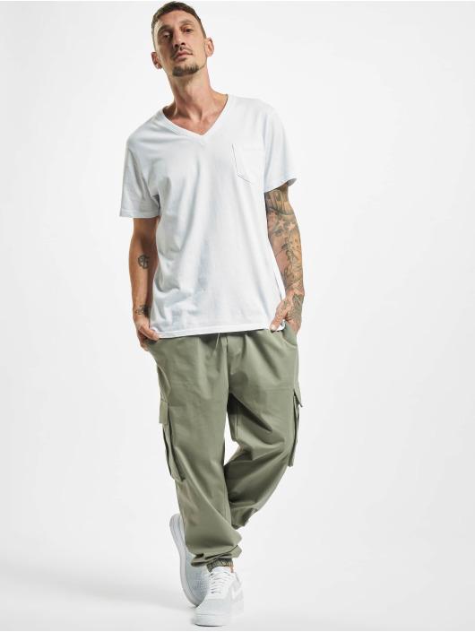 DEF Cargo pants Flo olive