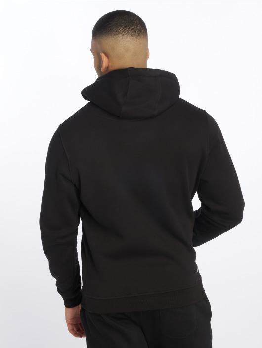 DEF MERCH Hoodie Authentic black