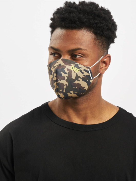 DEF Other Face Mask camouflage