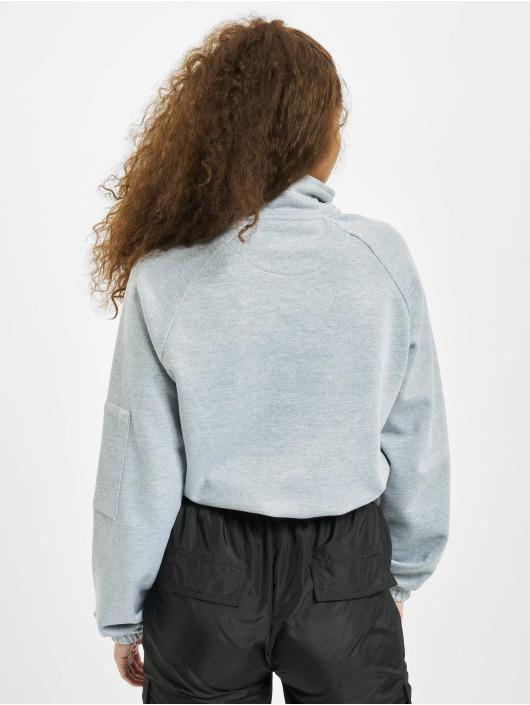 DEF Pullover Marina gray