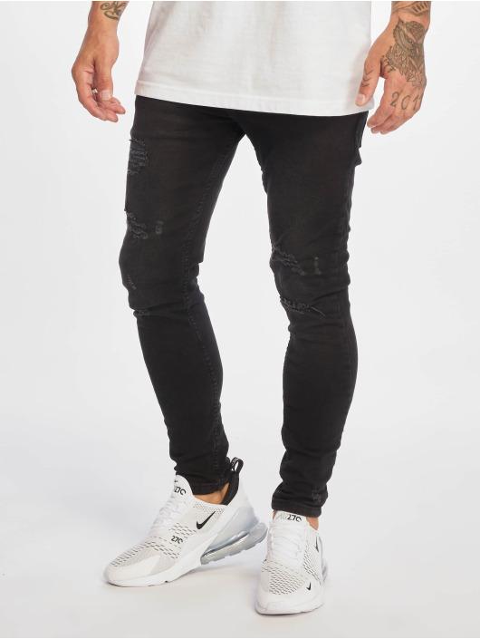DEF Skinny Jeans Rio black
