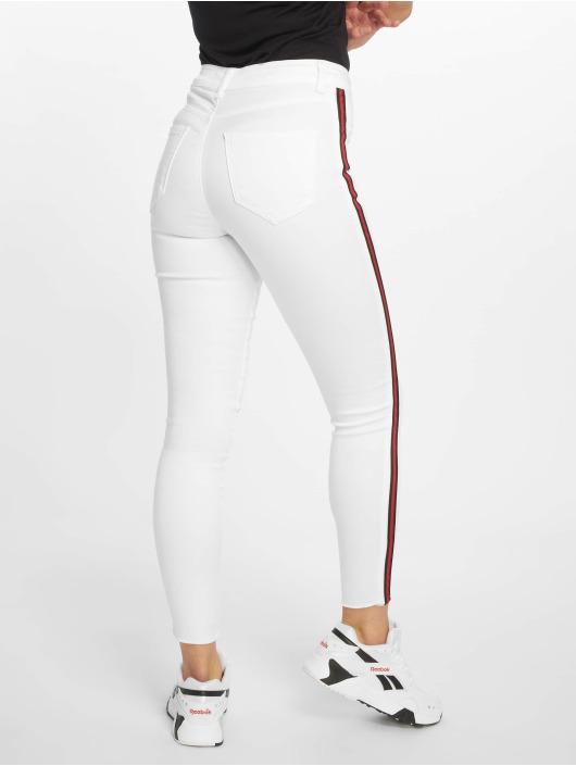 DEF Skinny Jeans Ginger white