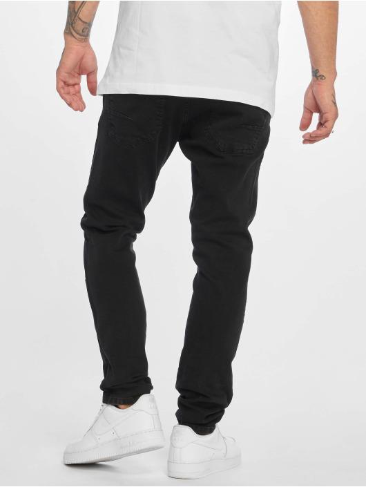 DEF Slim Fit Jeans Kurt black