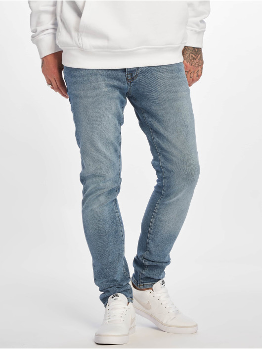 DEF Slim Fit Jeans Till blue