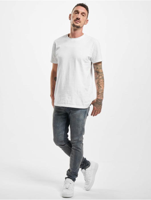 DEF Slim Fit Jeans Wick blue