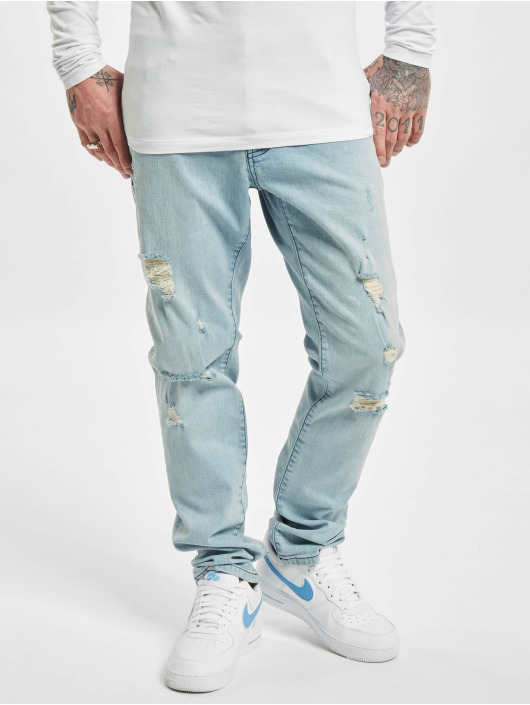 DEF Slim Fit Jeans Theo blue
