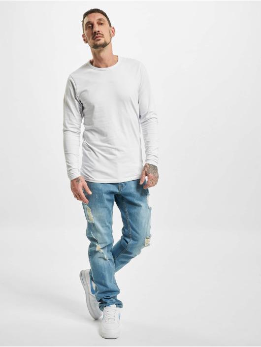 DEF Slim Fit Jeans Claudio blue