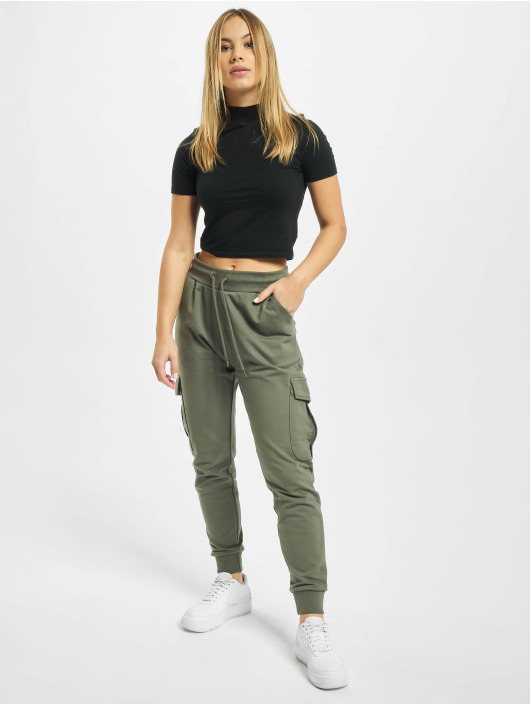 DEF Sweat Pant Truddy olive