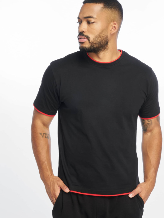 DEF T-Shirt Basic black