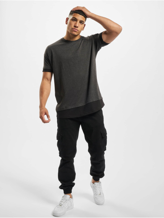 DEF T-Shirt Tyle gray