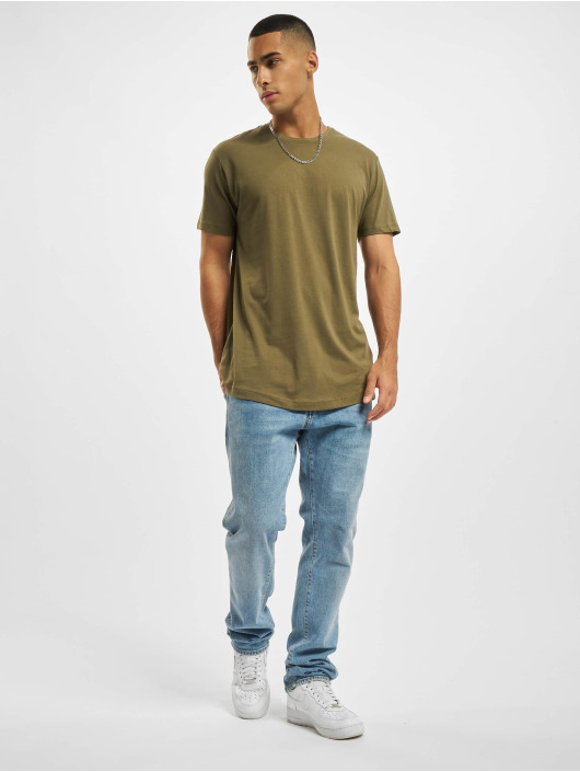 DEF T-Shirt Dedication olive