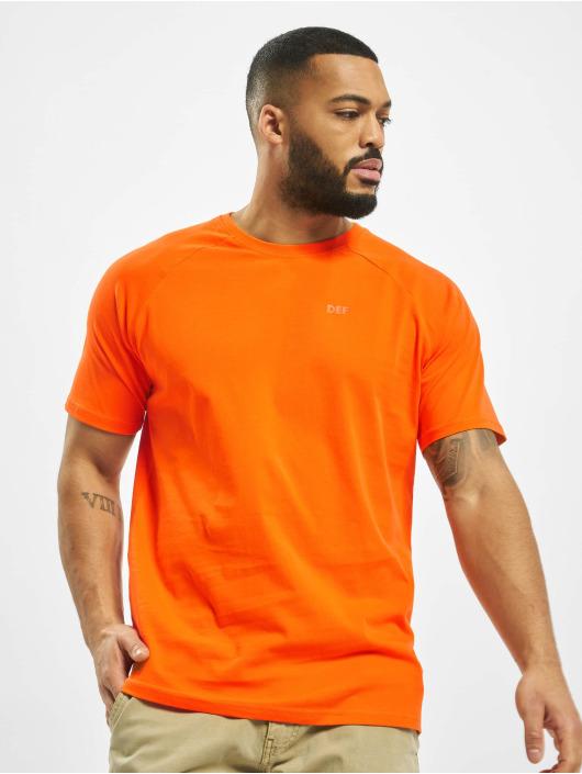 DEF T-Shirt Kai orange