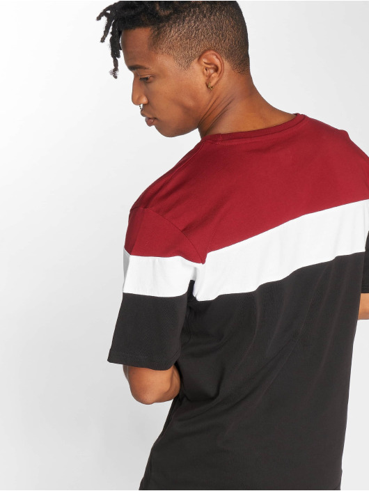 DEF T-Shirt Steely red