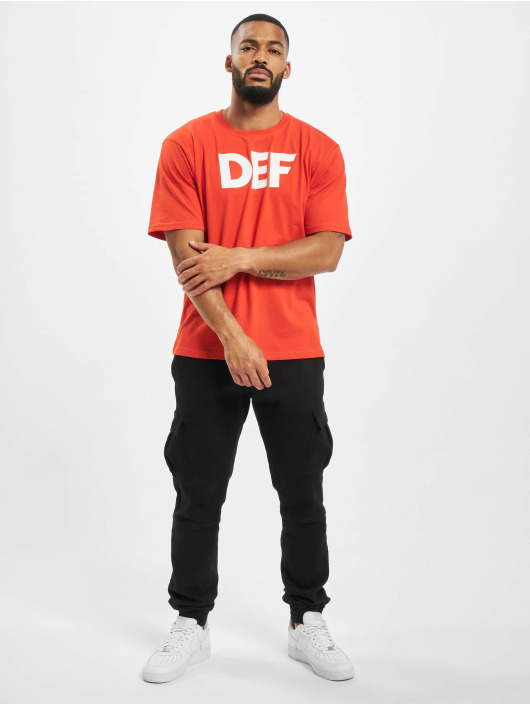 DEF T-Shirt Her Secret red