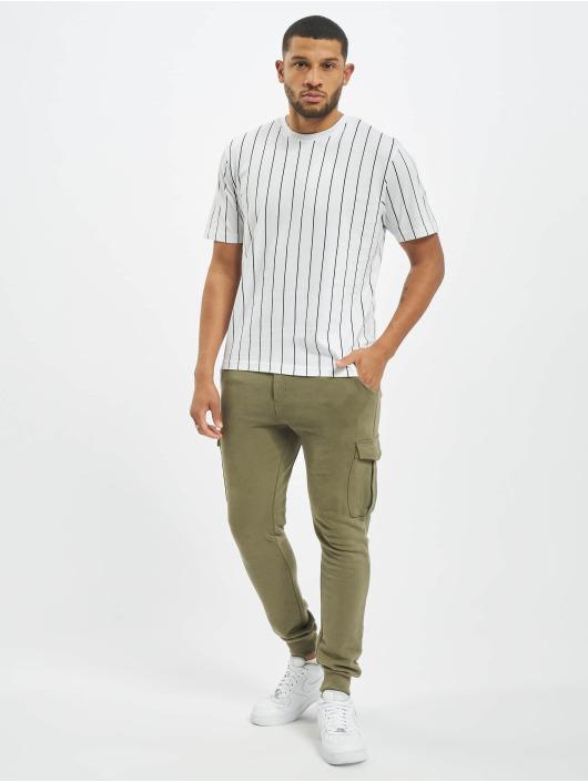 DEF T-Shirt Lucky white