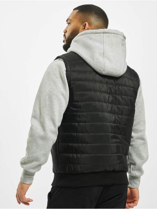 DEF Vest Humza black