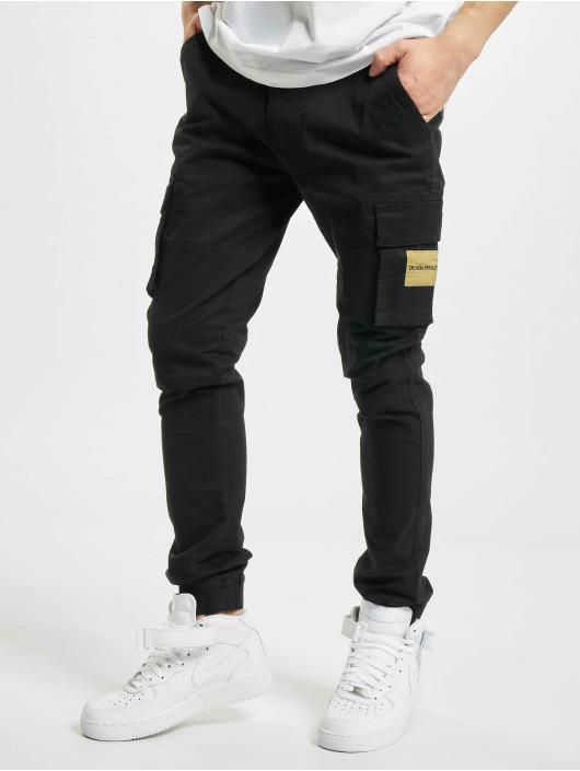 Denim Project Cargo pants Patch black
