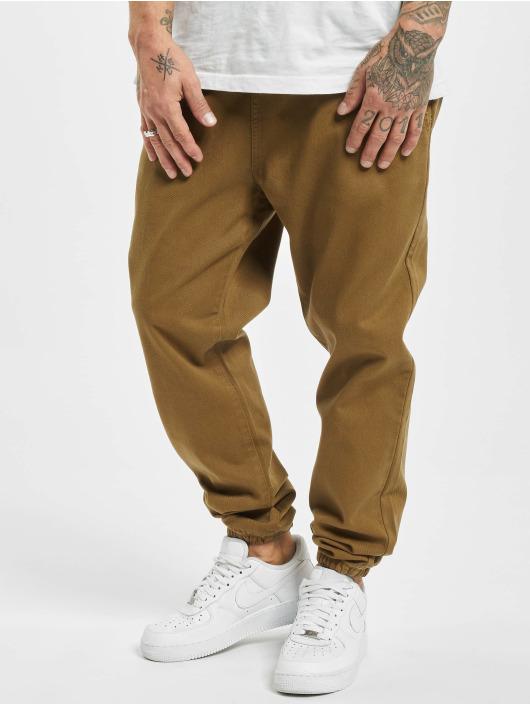 Denim Project Chino pants Drawstring brown