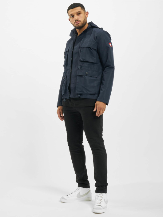 Denim Project Lightweight Jacket Kema blue