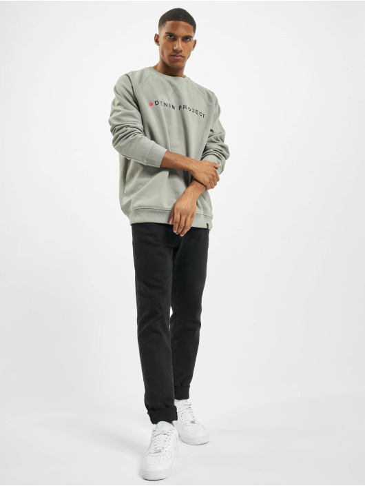 Denim Project Pullover Logo gray