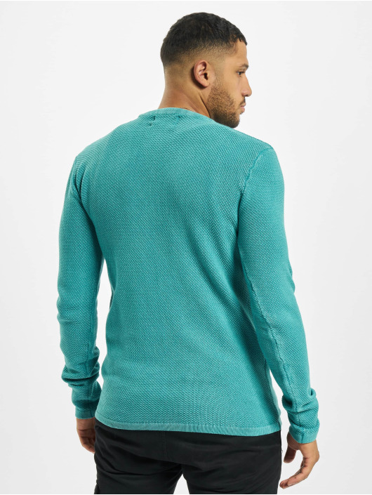 Denim Project Pullover Dot Knit turquoise