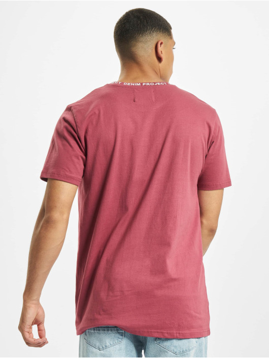 Denim Project T-Shirt Firat red