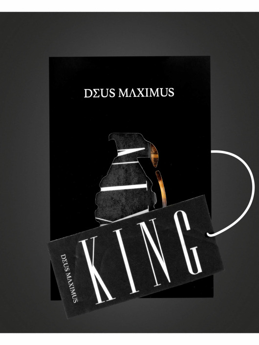Deus Maximus Other King black
