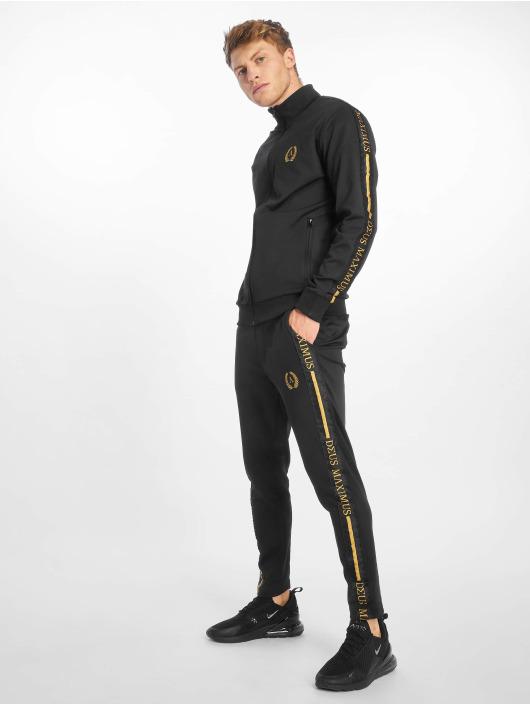 Deus Maximus Suits Krates black