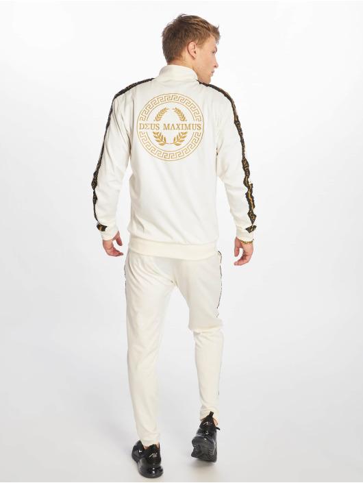 Deus Maximus Suits Krates white
