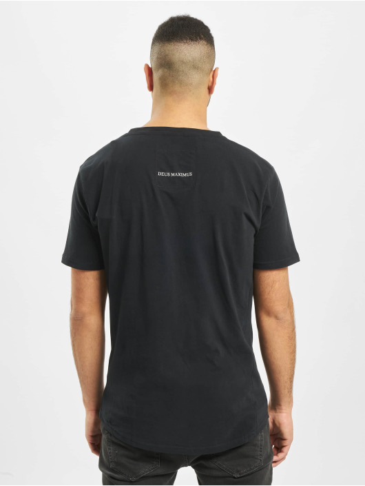 Deus Maximus T-Shirt Cold Blooded black