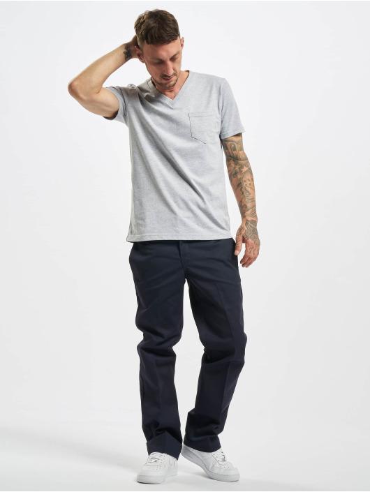 Dickies Chino pants Slim Straight Work blue