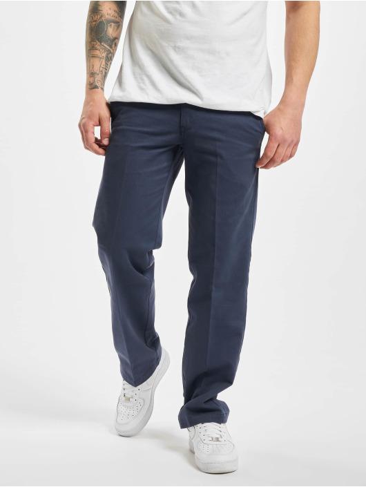Dickies Chino pants Vancleve Work Pant Navy Blue blue