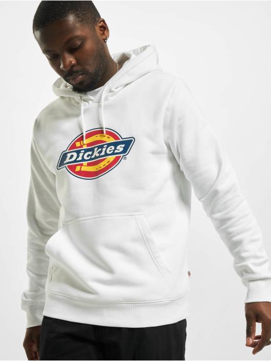 Dickies Hoodie Icon Logo white