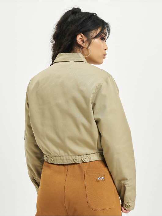 Dickies Lightweight Jacket Kiester khaki