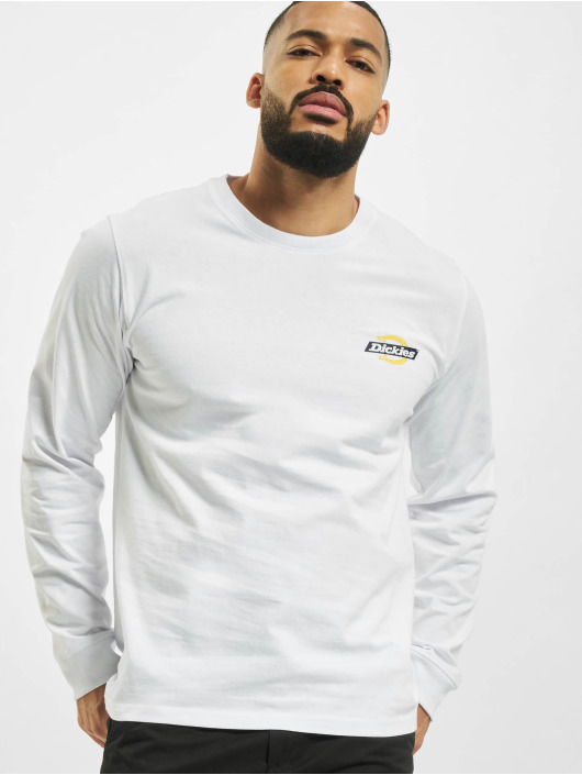 Dickies Longsleeve Ruston white