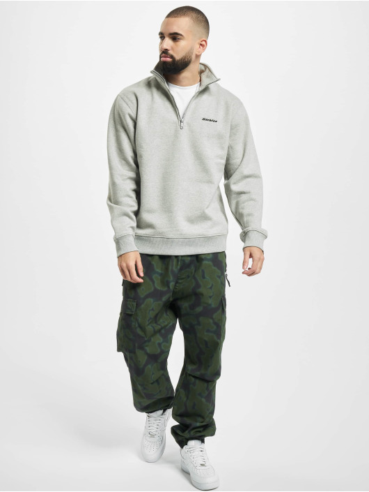 Dickies Pullover Waggaman Quarter gray