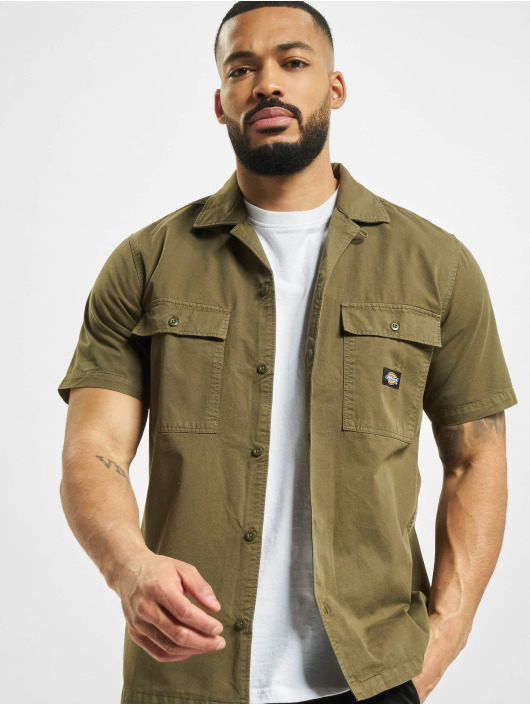 Dickies Shirt Paynesville olive