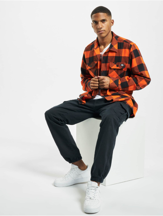 Dickies Shirt Sacramento orange