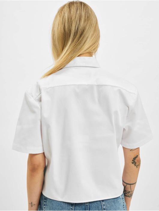 Dickies Shirt Silvern Grove white