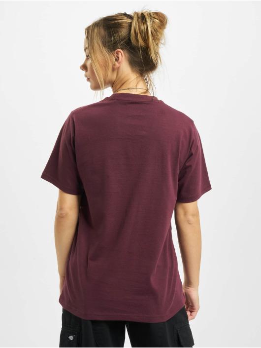 Dickies T-Shirt Horseshoe red