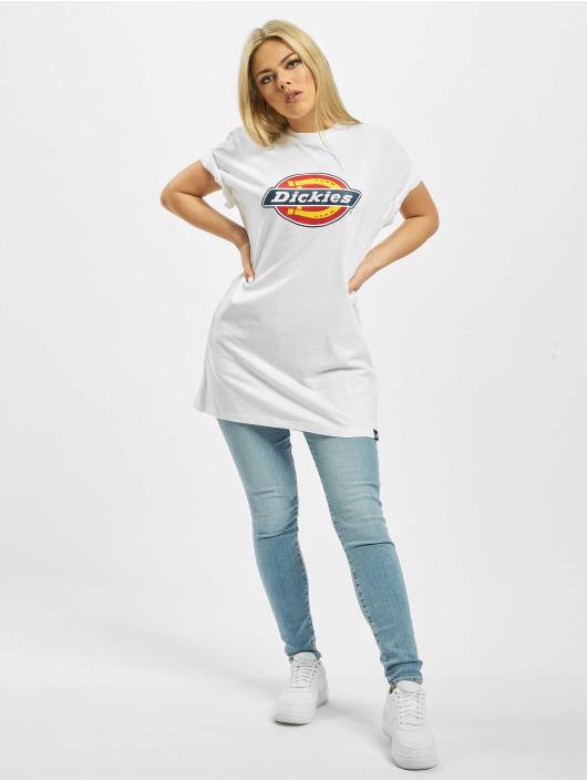 Dickies T-Shirt Varnell white