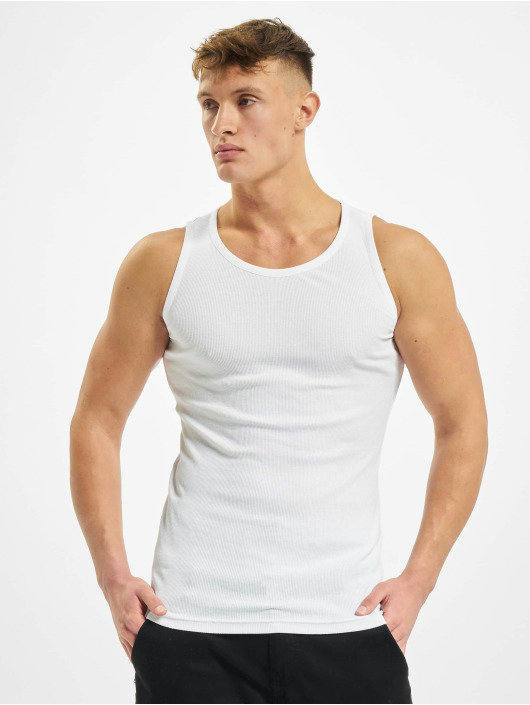 Dickies Tank Tops Proof white