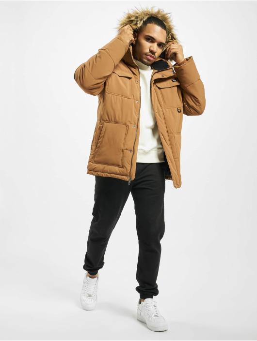 Dickies Winter Jacket Manitou brown
