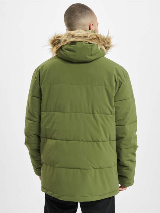 Dickies Winter Jacket Manitou green