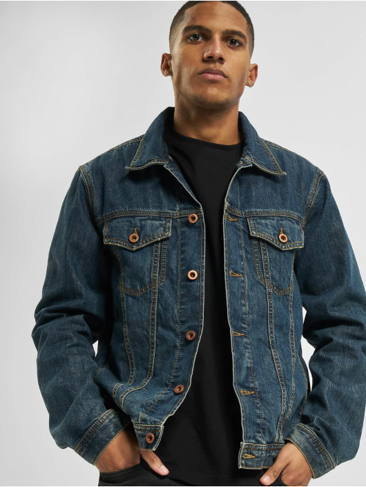 Diesel Denim Jacket Denim blue