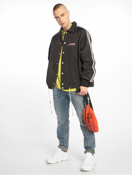 Diesel Lightweight Jacket Akito Transition black